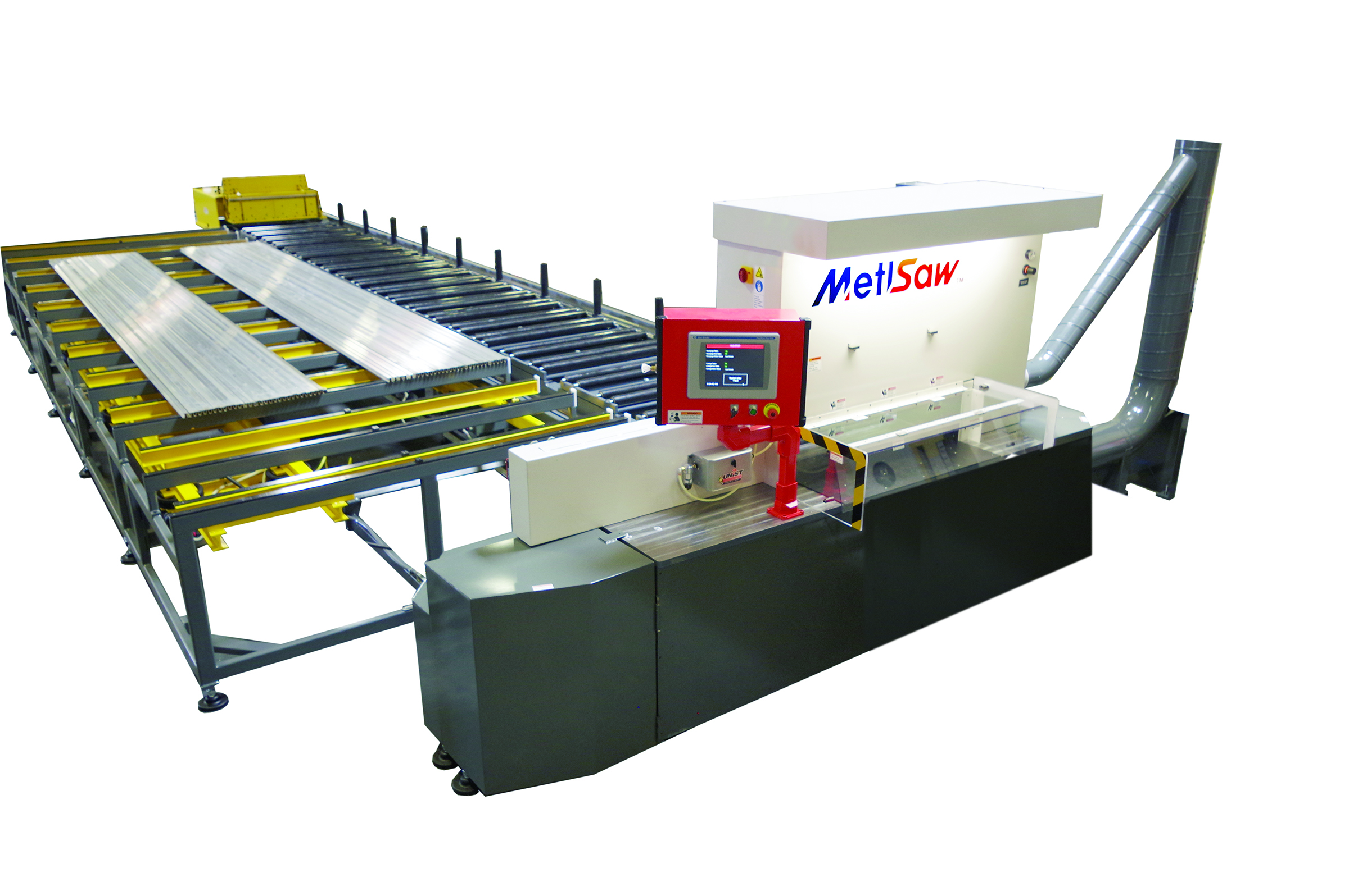 CS3 Auto SideLoader & Outfeed Conveyor